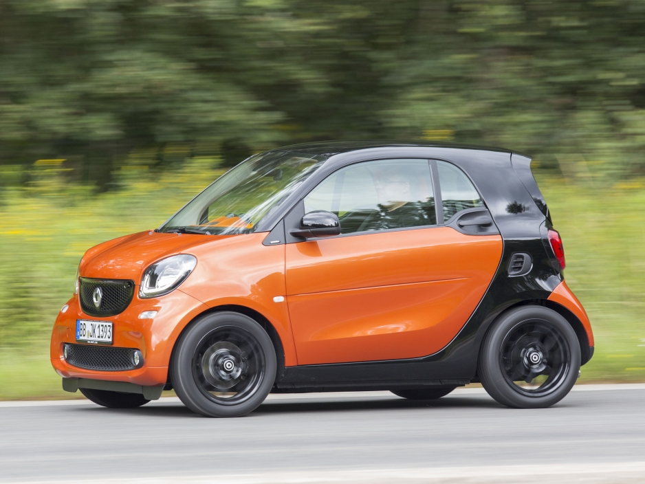 smart fortwo 2014 #4