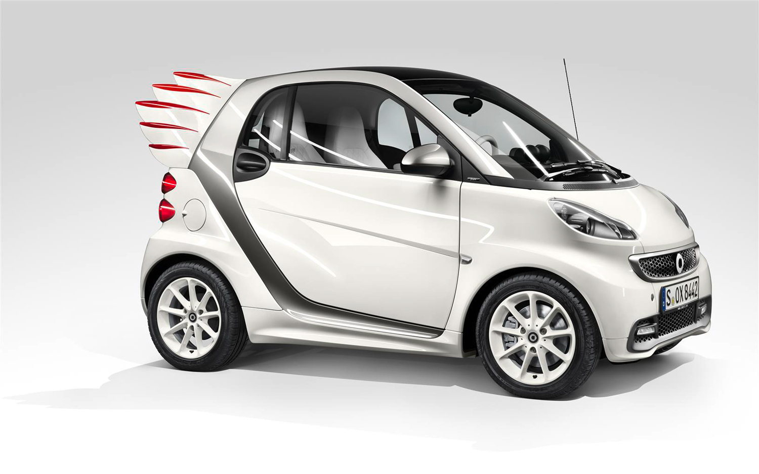 smart fortwo 2014 #5