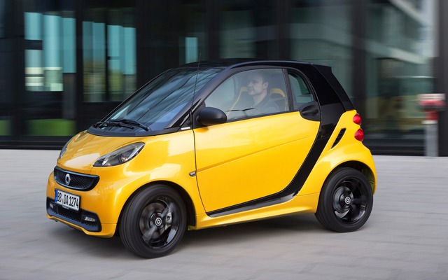 smart fortwo 2014 #7