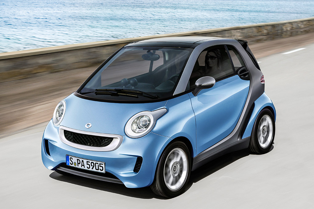 smart fortwo 2014 #8
