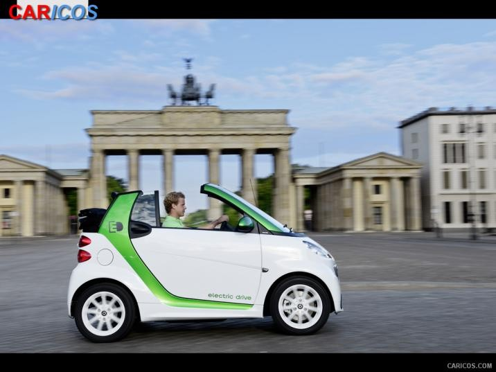 smart fortwo electric drive cabriolet #20