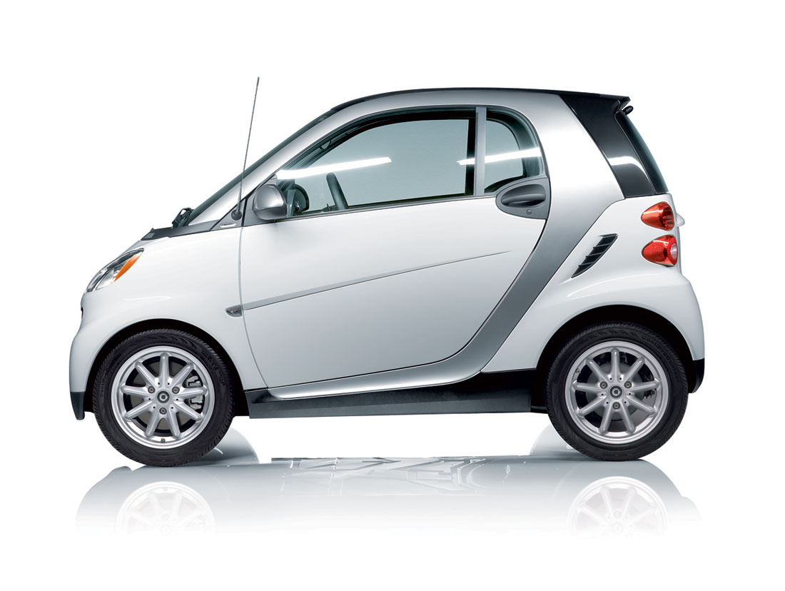 smart fortwo passion coupe #22