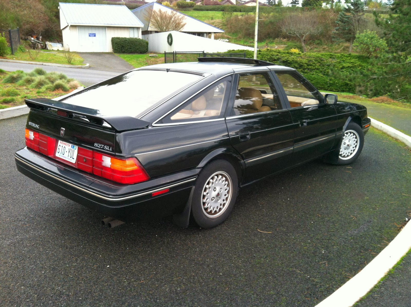 1989 Sterling 827 Information And Photos Momentcar