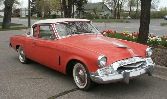 Studebaker 55 Information And Photos Momentcar