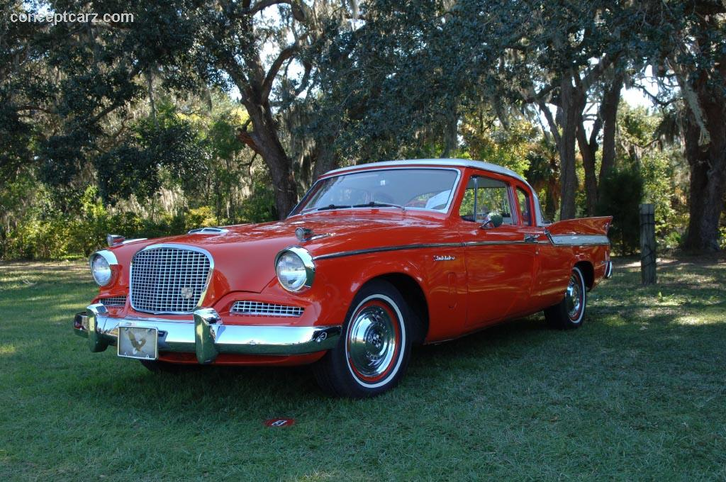 Studebaker 56 Information And Photos Momentcar