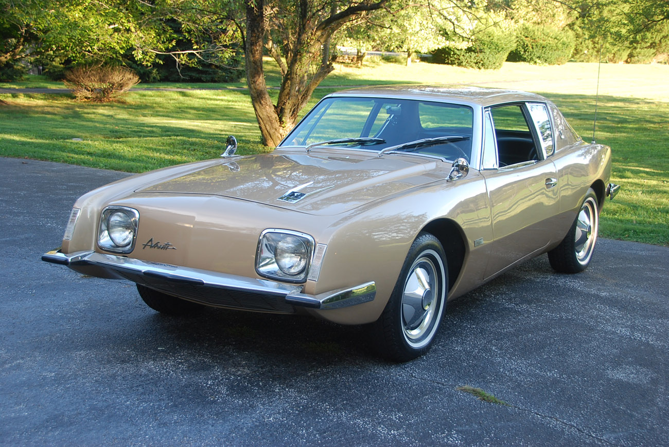 1963 Studebaker Avanti For Sale on ClassicCars.com - 3 Available