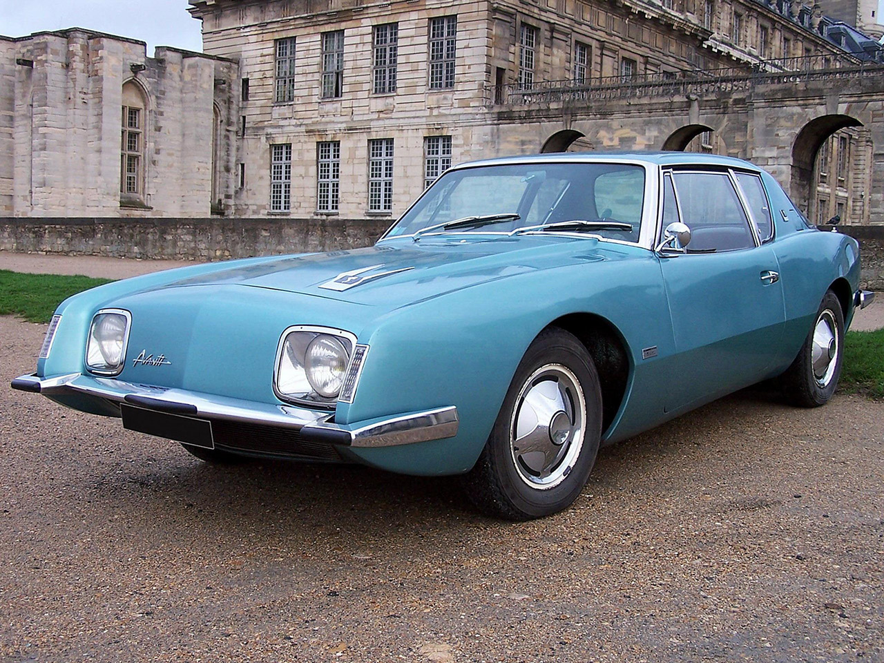 The Note in the Trunk of the Last Studebaker Avanti - The New York ...
