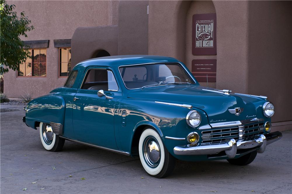 1948 Studebaker Champion Information And Photos Momentcar