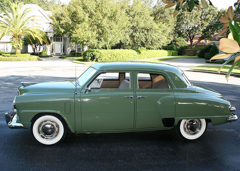 1949 Studebaker Champion Information And Photos Momentcar