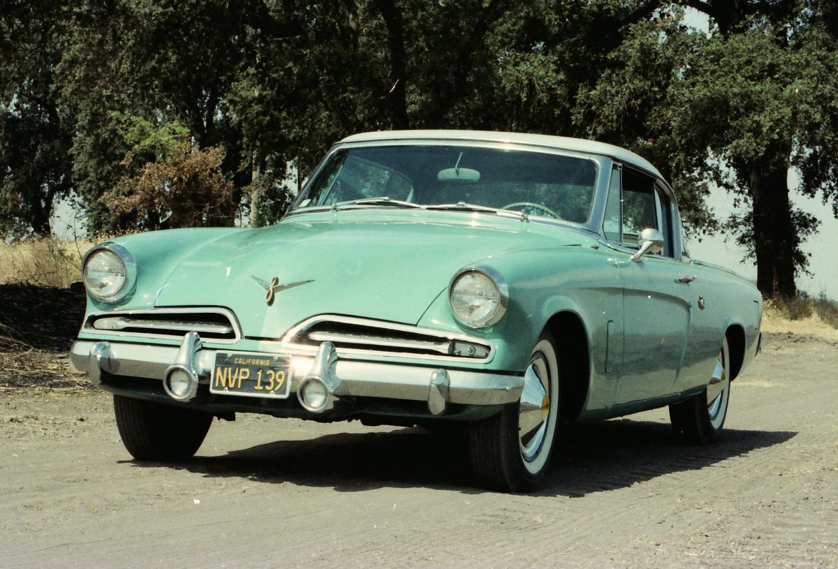 1953 Studebaker Champion Information And Photos Momentcar