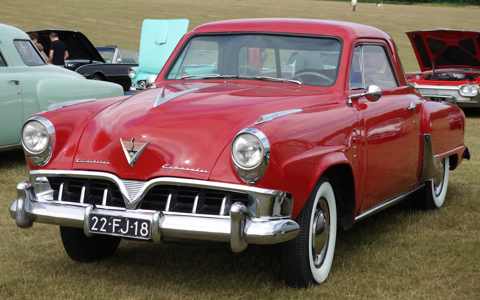 1952 Studebaker Champion Regal Information And Photos Momentcar