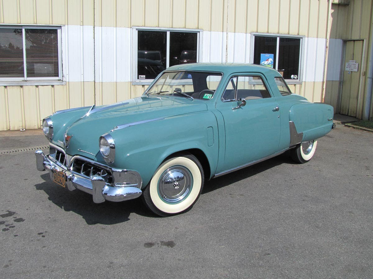 1952 Studebaker Champion Regal Information And Photos