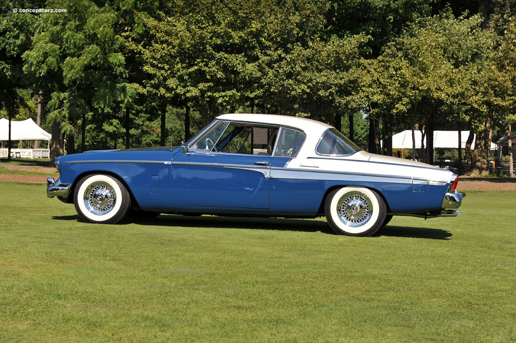 1956 Studebaker Commander Information And Photos Momentcar