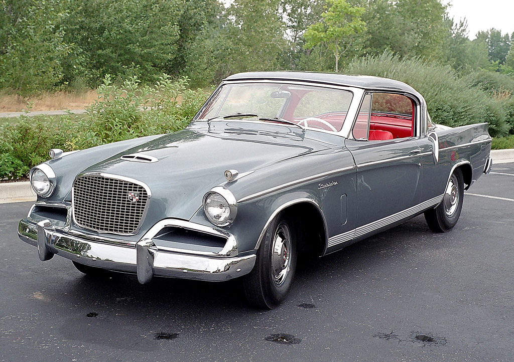 1956 Studebaker Flight Hawk Information And Photos