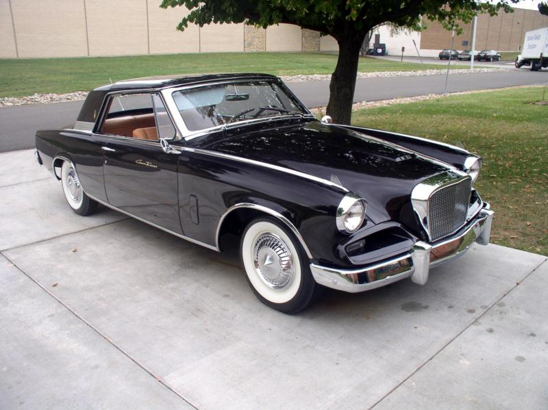 1962 Studebaker Gran Turismo Hawk Information And Photos