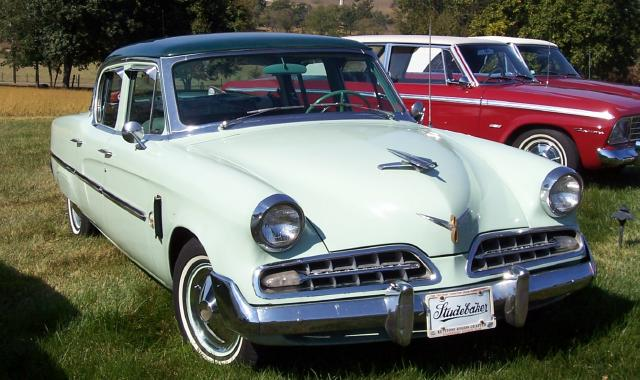 1954 Studebaker Land Cruiser Information And Photos