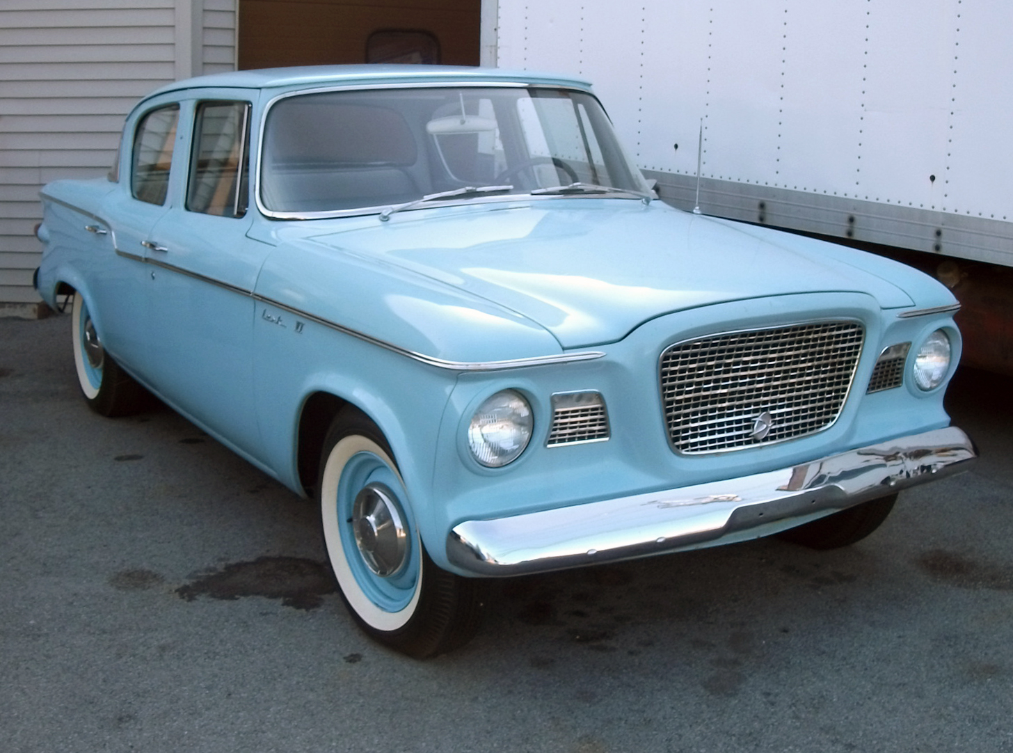 1960 Studebaker Lark  Information and photos  MOMENTcar