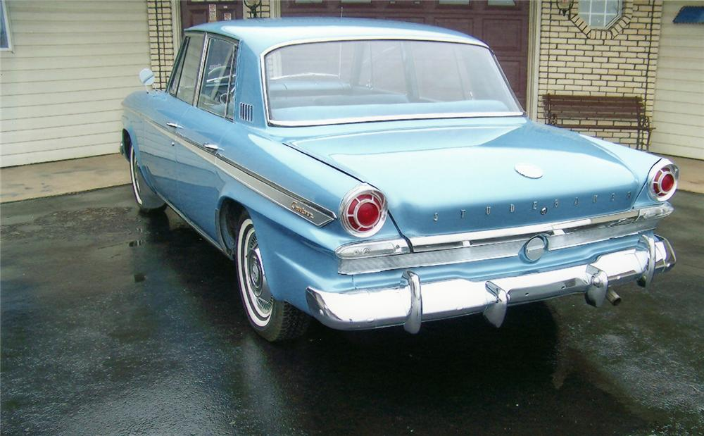1963 Studebaker Lark  Information and photos  MOMENTcar