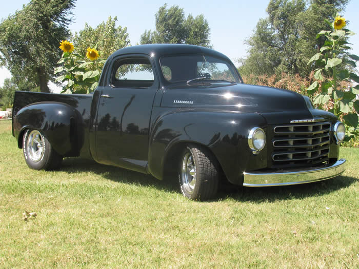 1949 Studebaker Pickup Information And Photos Momentcar