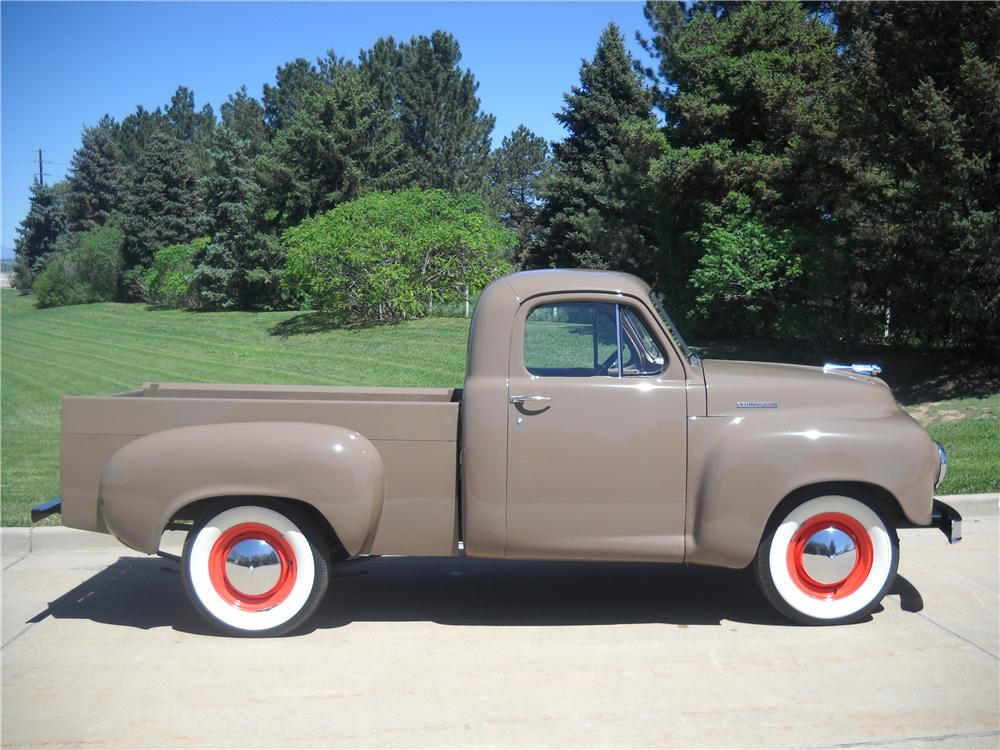 Super 1949 Studebaker Pickup Information And Photos Momentcar Wiring 101 Akebretraxxcnl