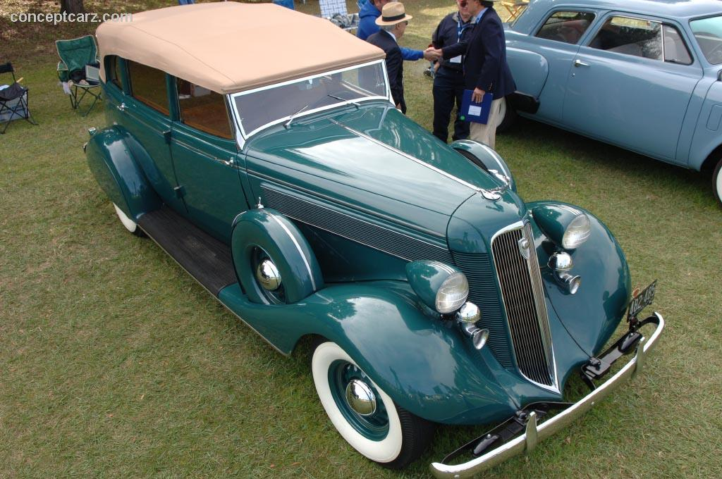 1933 Studebaker President Information And Photos Momentcar