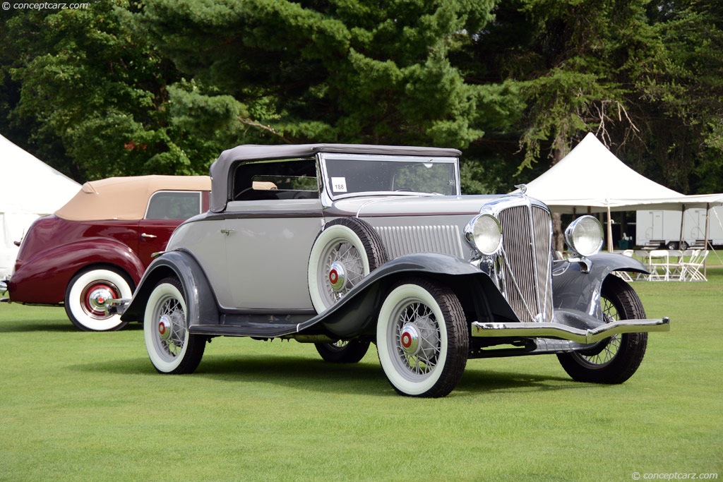 1932 Studebaker Rockne - Information and photos - MOMENTcar
