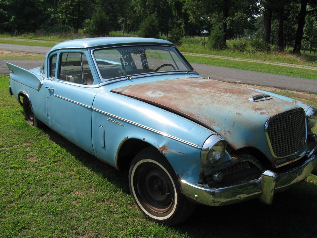 1960 Studebaker Silver Hawk Information And Photos