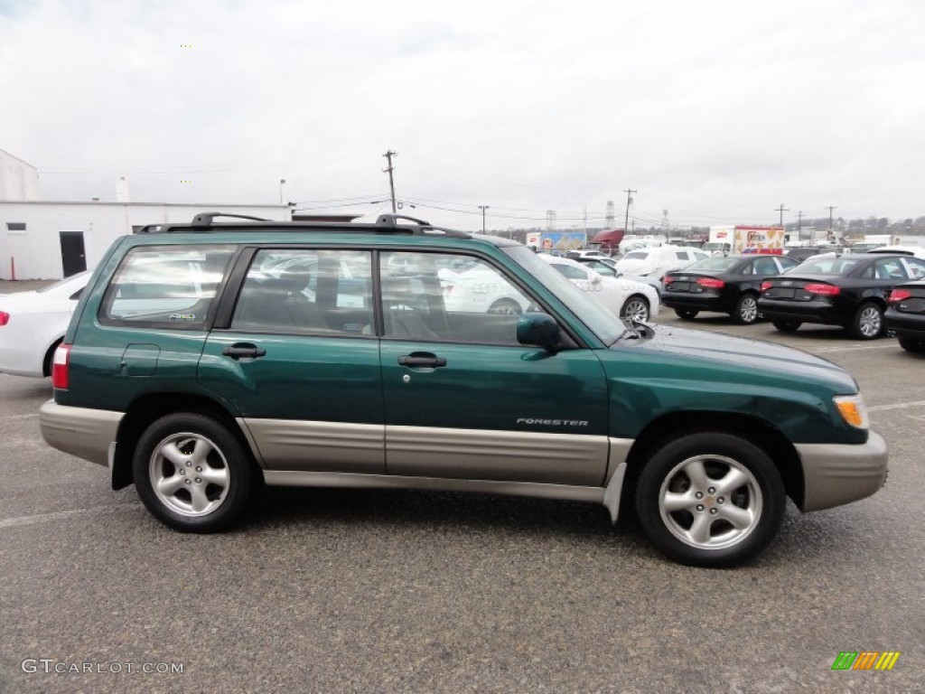 2001 Subaru Forester - Information and photos - MOMENTcar