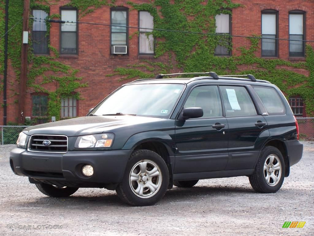Image 38 Of 50 2004 Subaru Forester Information And Photos Domingo Wiring Diagram Momentcar