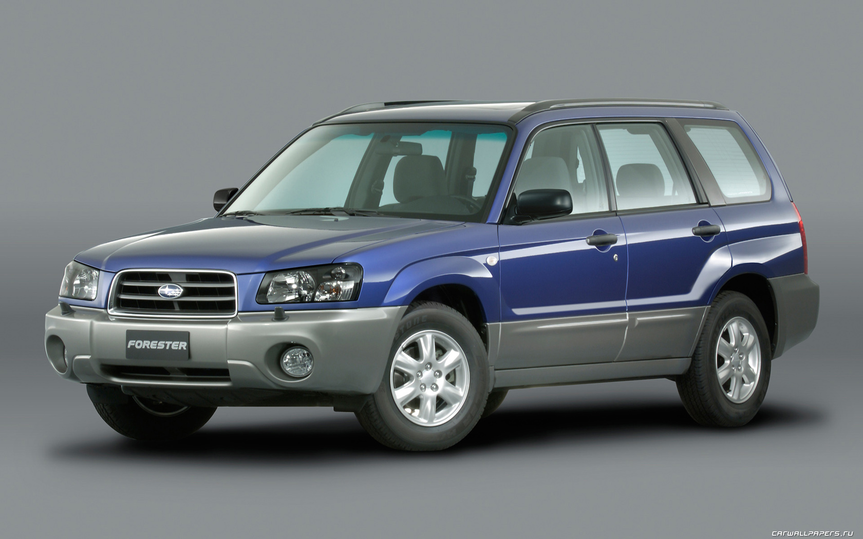 2004 Subaru Forester Information And Photos Momentcar