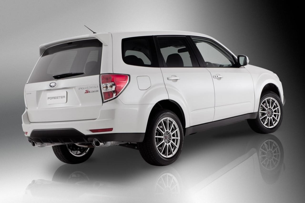 All Types 2011 forester : 2011 Subaru Forester - Information and photos - MOMENTcar