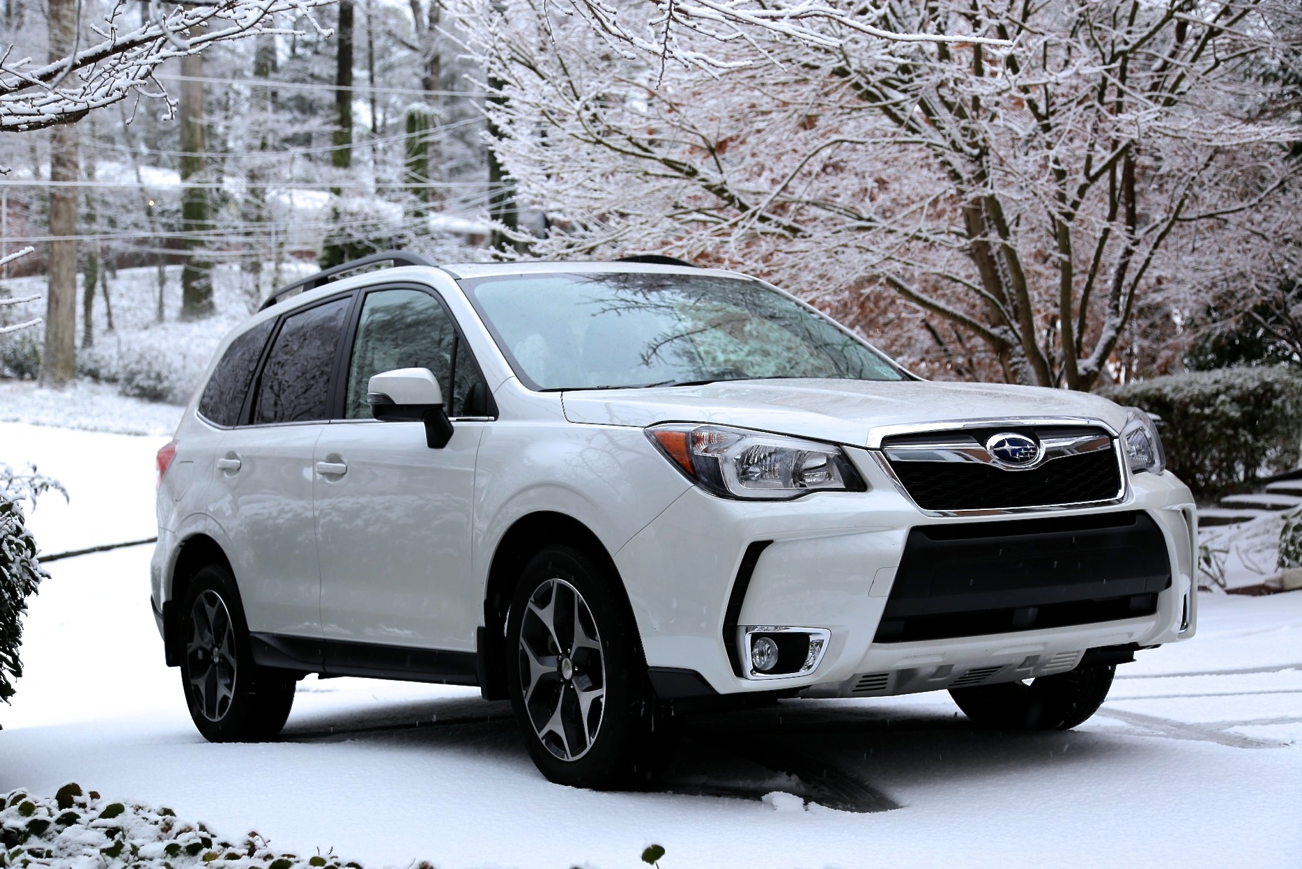 2015 Subaru Forester Information And Photos Momentcar