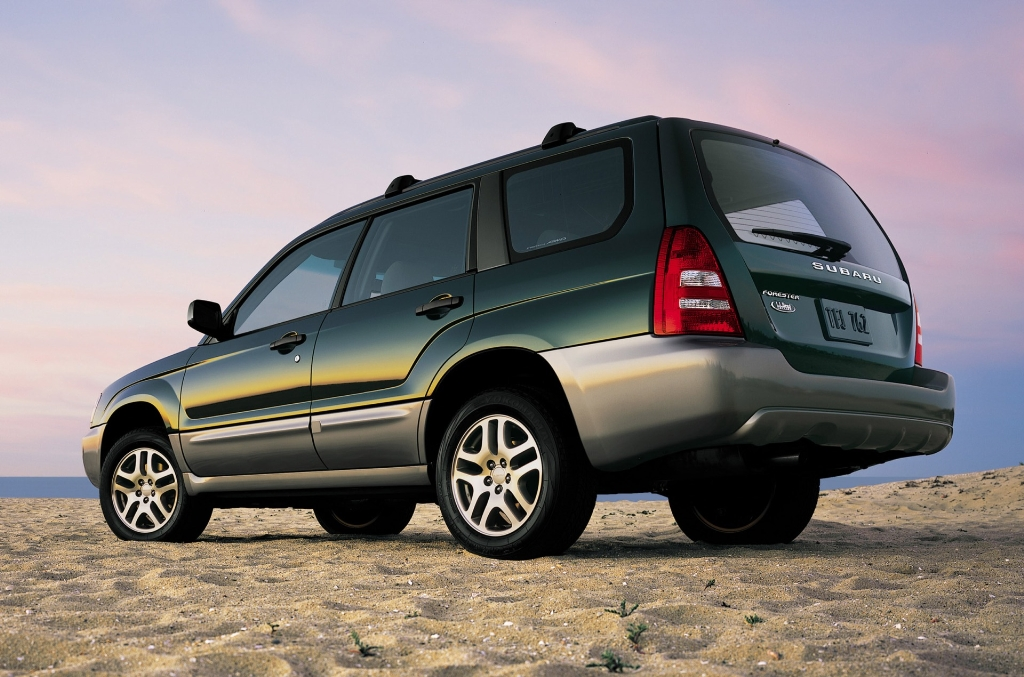 Subaru Forester Information And Photos Momentcar