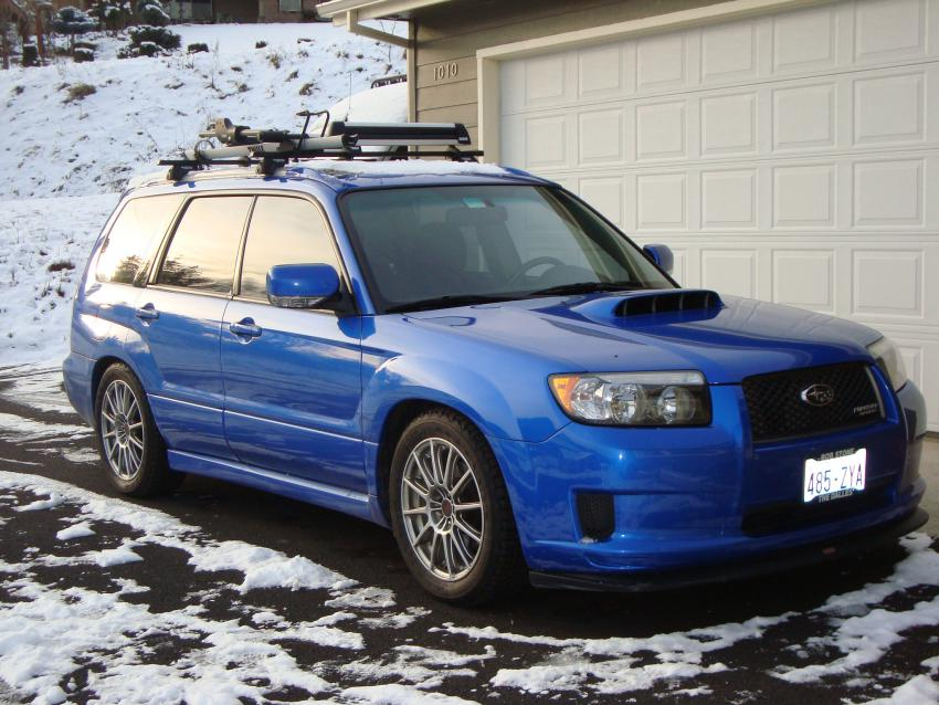 Subaru Forester 93px Image 21