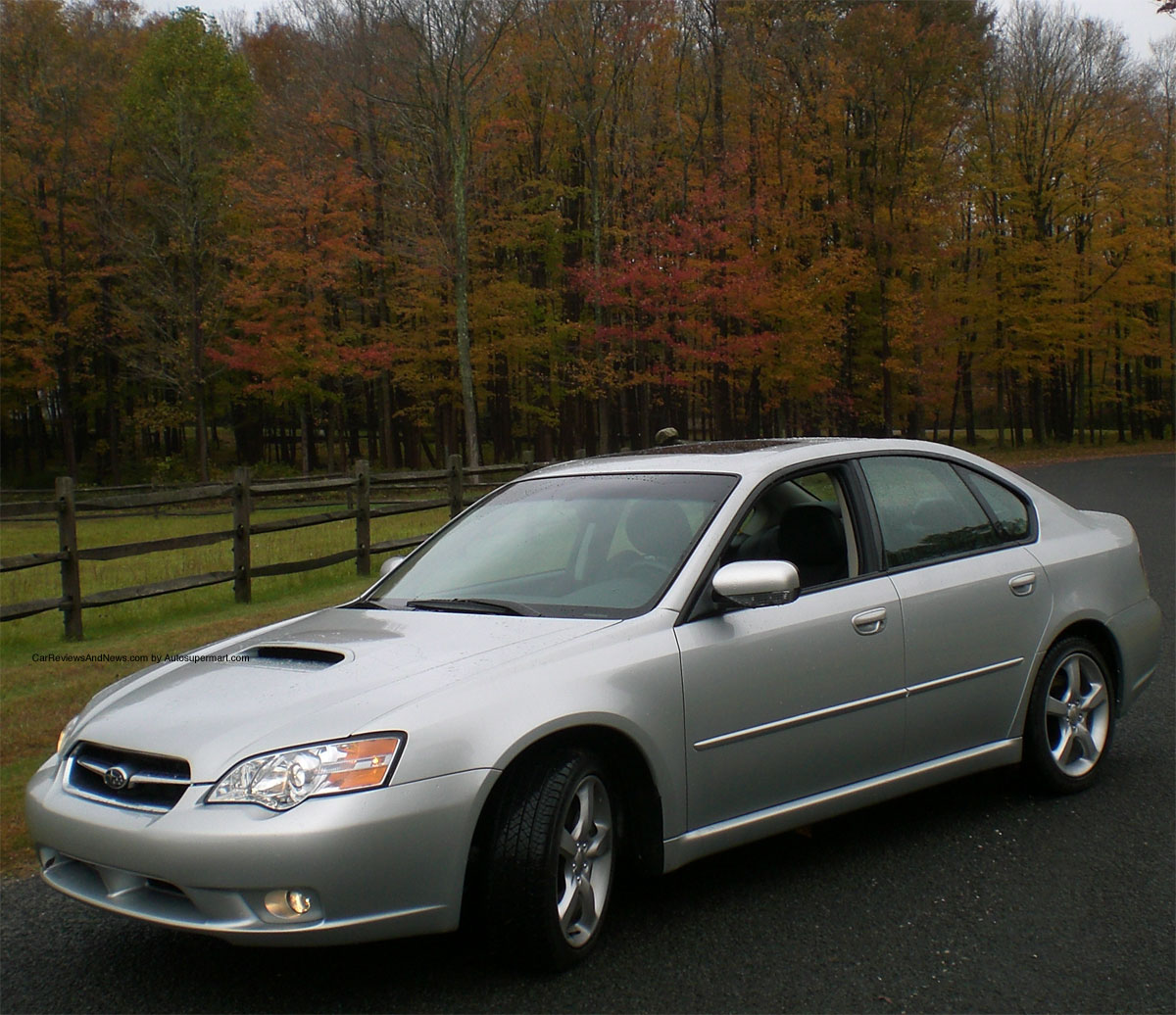 2006 subaru legacy information and photos momentcar. Black Bedroom Furniture Sets. Home Design Ideas