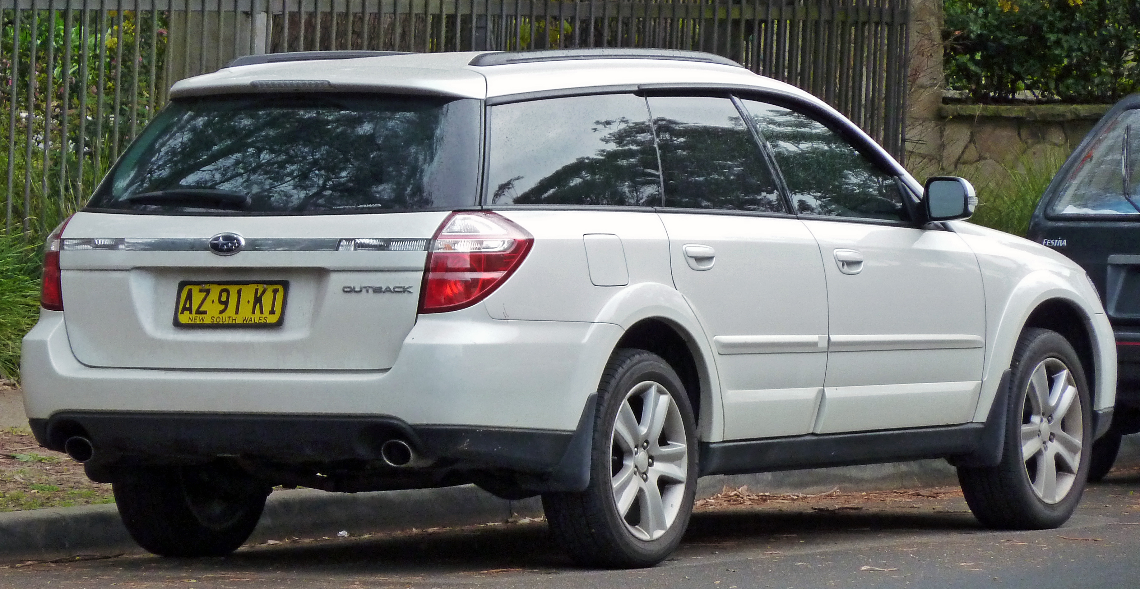 Image Gallery 2007 outback