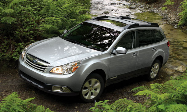 2011 subaru outback information and photos momentcar for Paul moak honda jackson ms