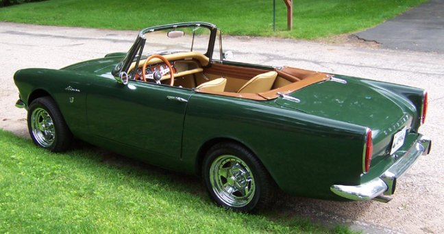 Sunbeam Alpine #12