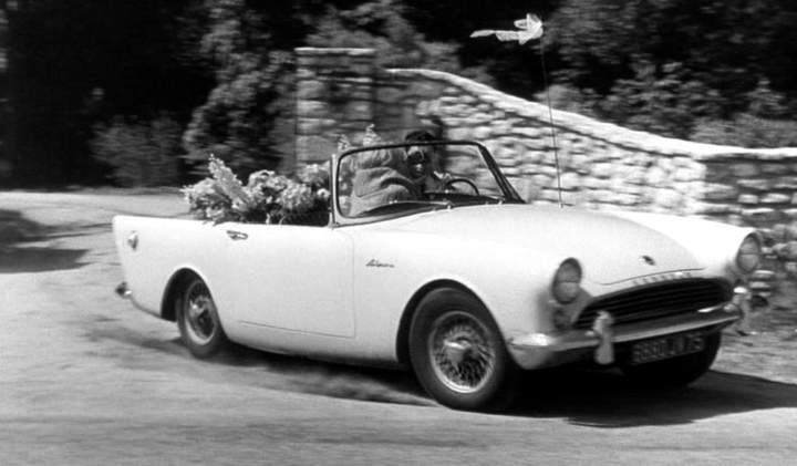 Sunbeam Alpine 1960 #3
