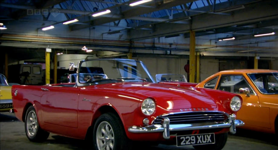 Sunbeam Alpine 1960 #12
