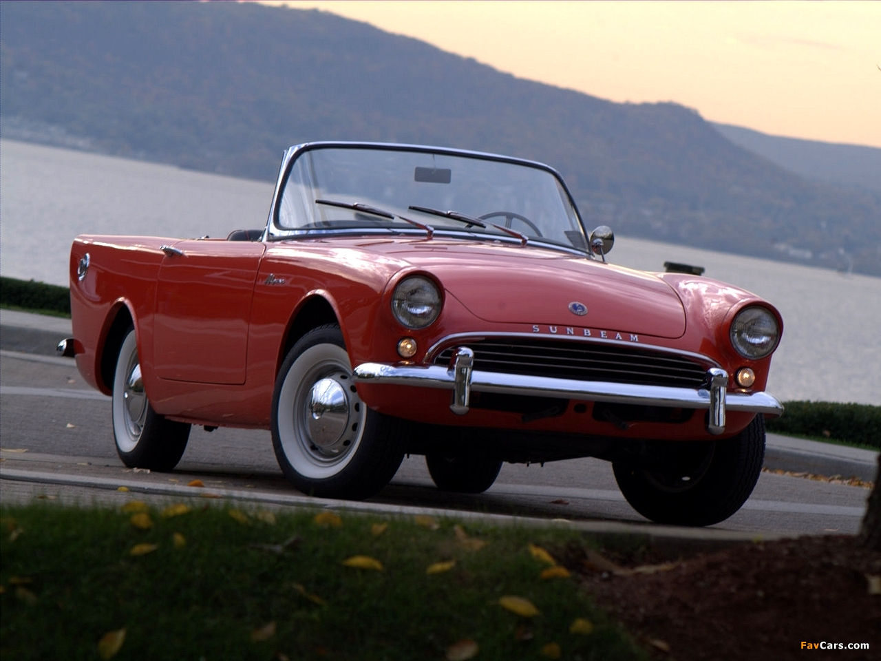 Sunbeam Alpine 1960 #4