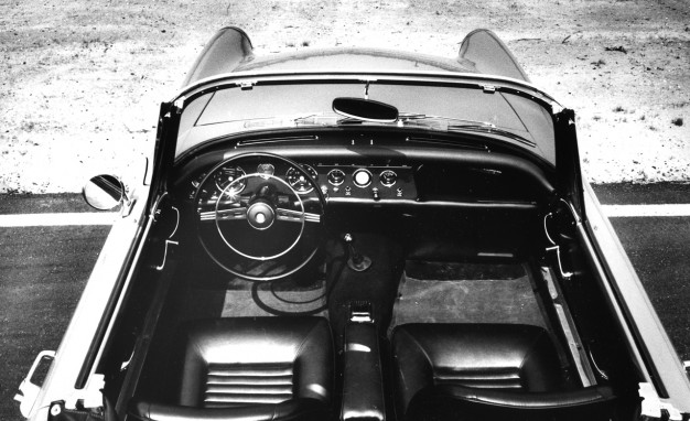 Sunbeam Alpine 1966 #5