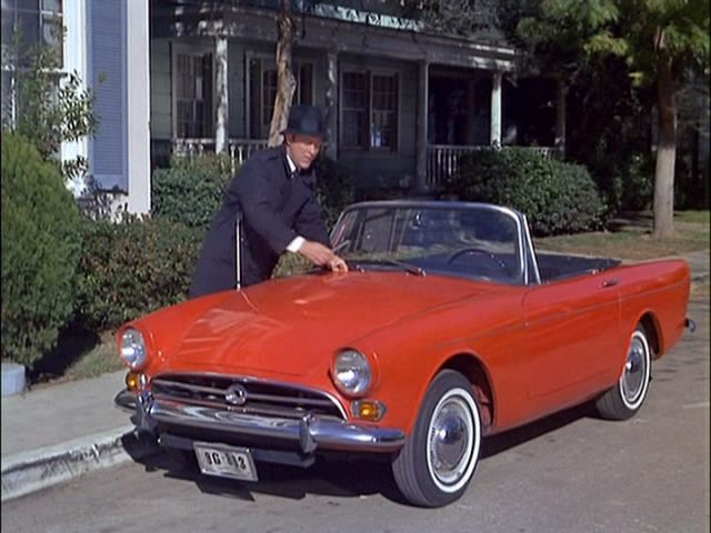Sunbeam Alpine 1970 #12