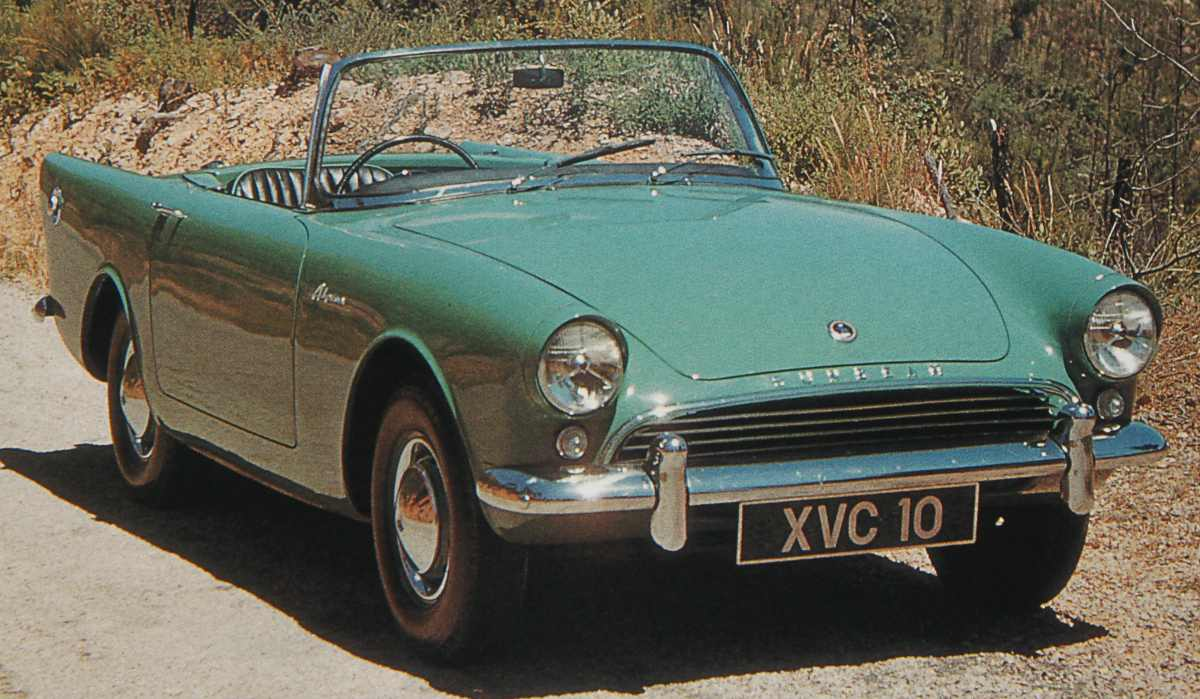 Sunbeam Alpine #5
