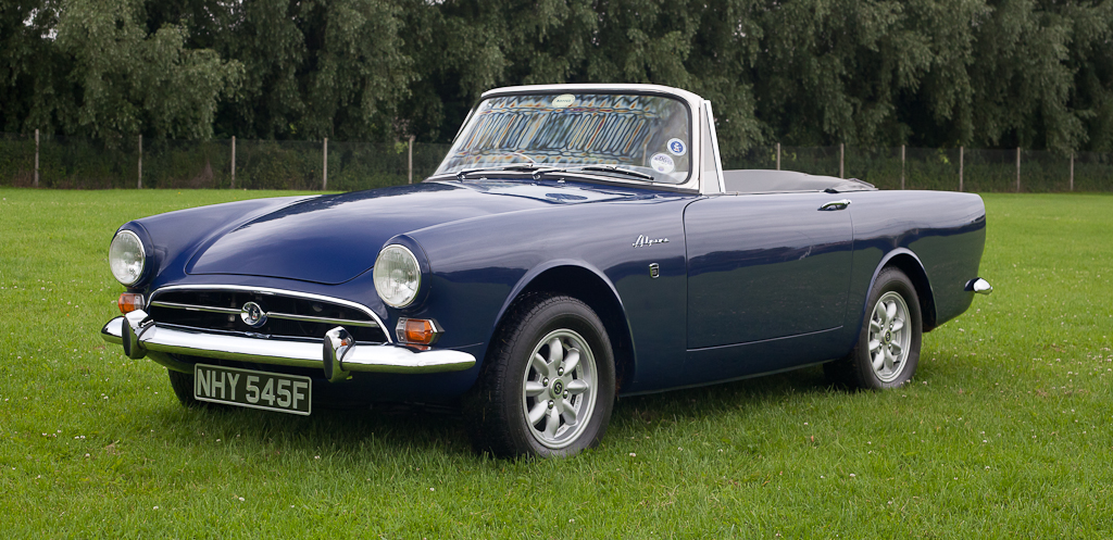 Sunbeam Alpine #6