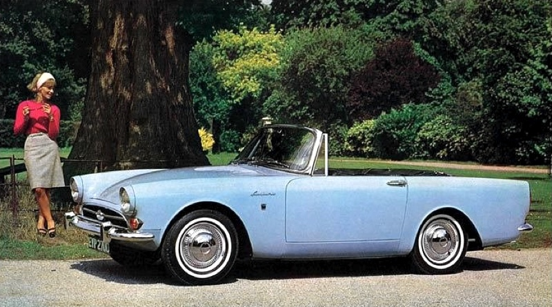 Sunbeam Alpine #8