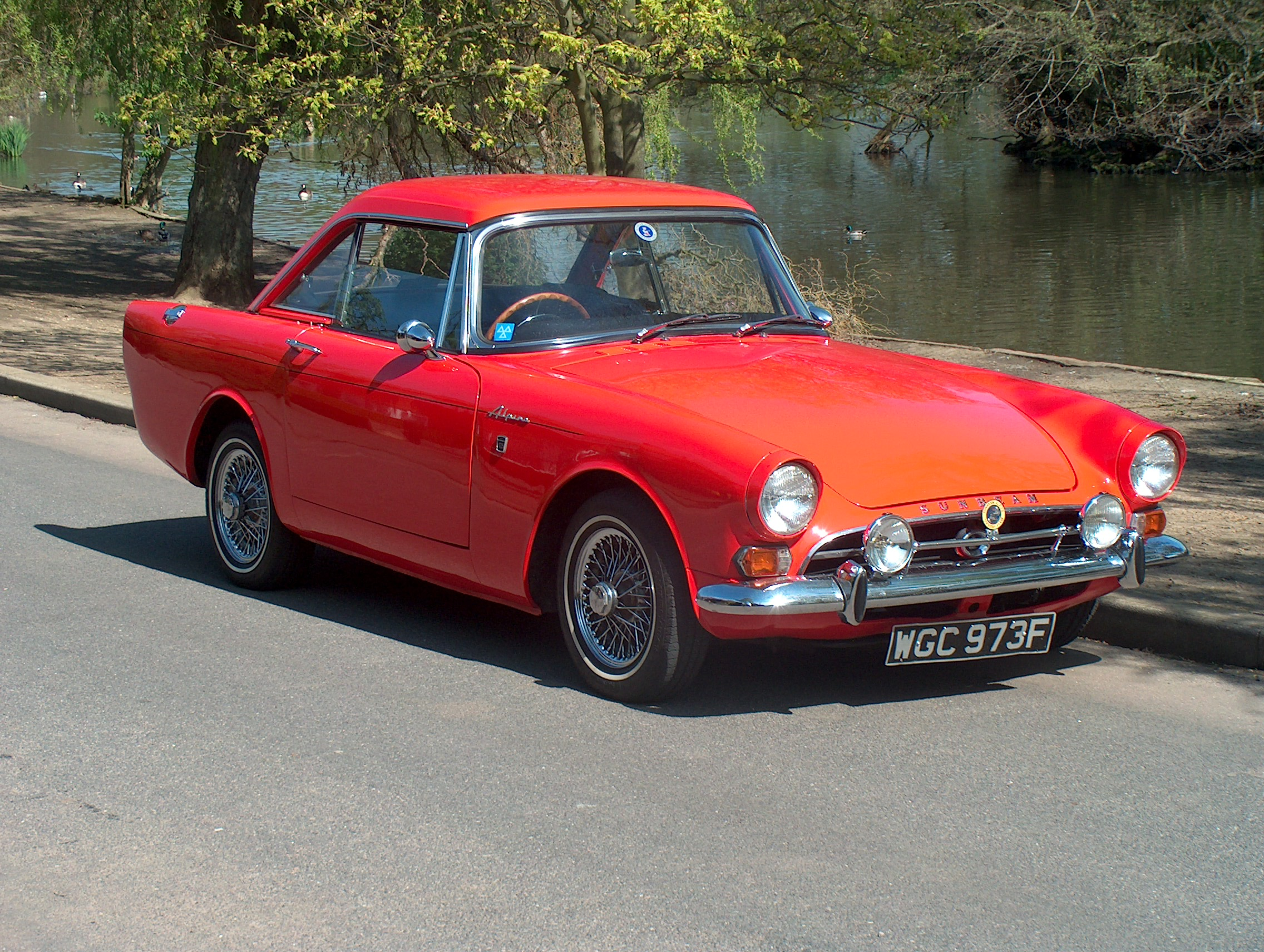 Sunbeam Alpine #9