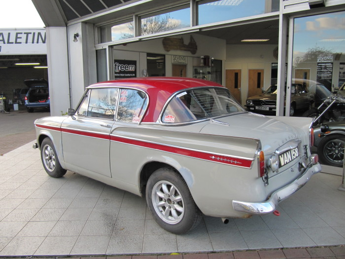 Sunbeam Rapier 1962 #3