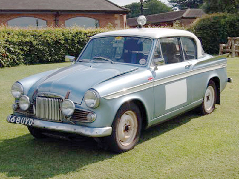Sunbeam Rapier 1962 #5