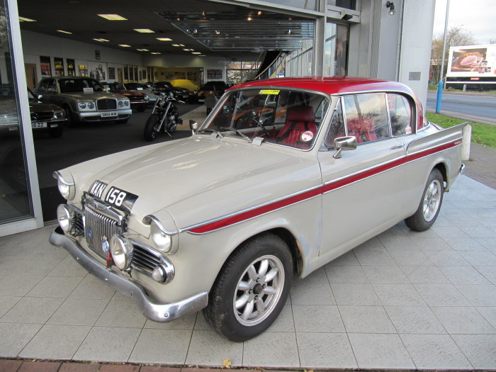 Sunbeam Rapier 1962 #9